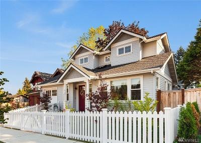 Kirkland Single Family Home For Sale: 9407 NE 128th St