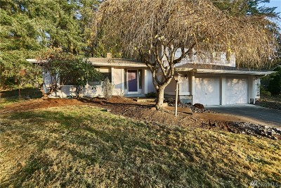 Gig Harbor Single Family Home For Sale: 4201 61st St Ct NW