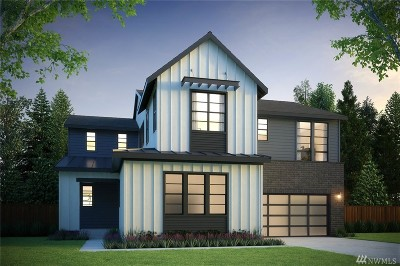Bainbridge Island Single Family Home For Sale: 8701 NE Winslow Grove Ct