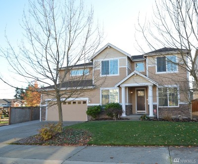 Puyallup Single Family Home For Sale: 8724 184th St Ct E