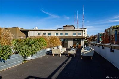 Condo/Townhouse Sold: 1410 E Pine St #425