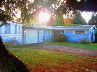 Federal Way Single Family Home For Sale: 1471 S 303rd St