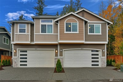 Marysville Single Family Home For Sale: 4833 100th St NE #A