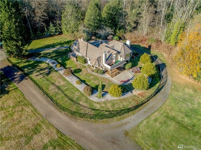 Poulsbo Single Family Home For Sale: 1248 NE Paulson Rd