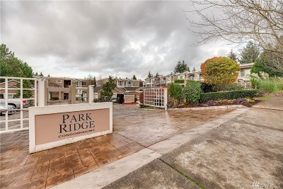 Kirkland Condo/Townhouse For Sale: 638 Kirkland Wy #3