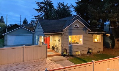 Tacoma Single Family Home For Sale: 4616 N 46th St
