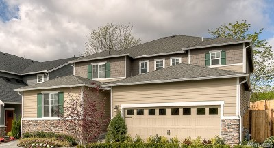 Federal Way Single Family Home For Sale: 35838 2nd Ave SW #39
