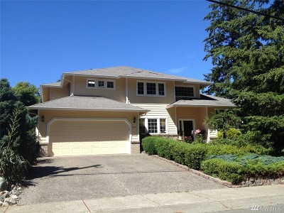 Edmonds Single Family Home For Sale: 5515 156th St SW