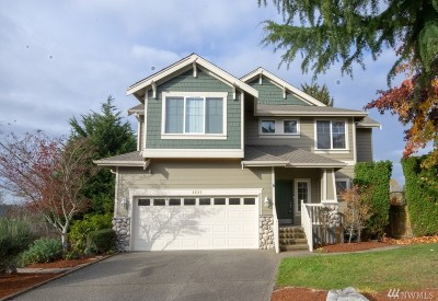 Renton Single Family Home For Sale: 3625 Monterey Ct NE