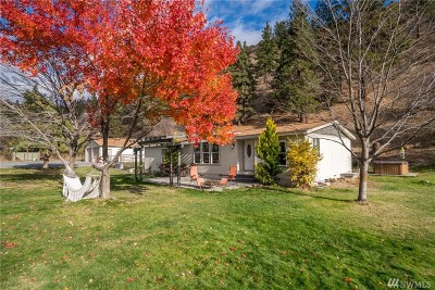 Manson Single Family Home For Sale: 790 Grade Creek Rd
