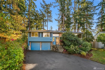 Shoreline Single Family Home For Sale: 225 NW 196th Place