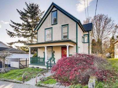 Tacoma Single Family Home For Sale: 5318 S Cedar St