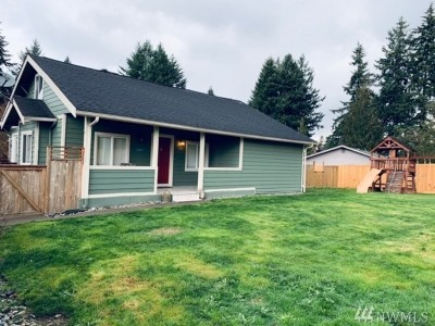 Federal Way Single Family Home For Sale: 718 SW Dash Point Road