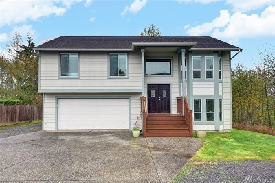 Snohomish County Single Family Home For Sale: 8318 11th Place NE