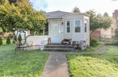 Tacoma Single Family Home For Sale: 7411 Fawcett Ave