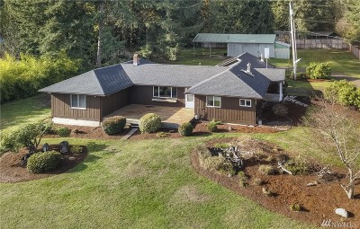 Olympia Single Family Home For Sale: 5250 Kinney Rd SW