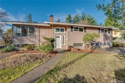 Bremerton Single Family Home For Sale: 3033 Halverson Ave