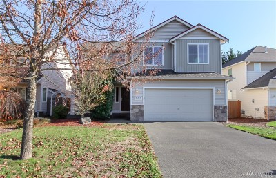 Spanaway Single Family Home For Sale: 20515 85th Av Ct E