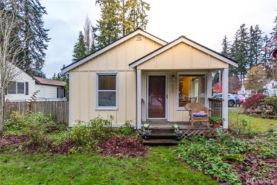 Everett Single Family Home For Sale: 431 Morgan Rd