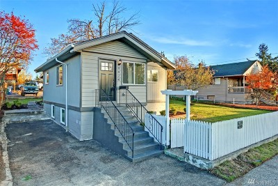 Seattle Single Family Home For Sale: 9424 20th Ave SW