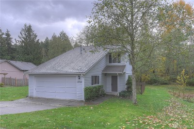 Lacey Single Family Home For Sale: 4713 8th Ave NE