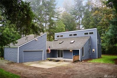 Redmond Single Family Home For Sale: 11410 169th Ct NE