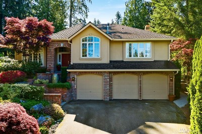 Woodinville Single Family Home For Sale: 19838 NE 123rd Ct