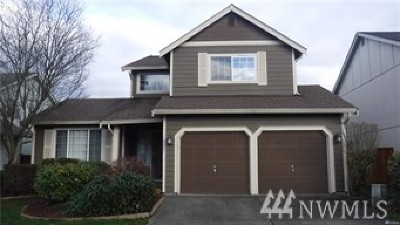 Puyallup Rental For Rent: 14707 85th Ave E