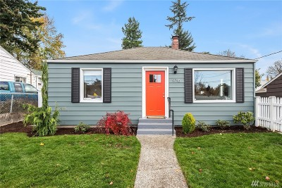 Seattle Single Family Home For Sale: 9716 4th Ave NW