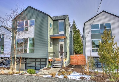 Seattle Single Family Home For Sale: 9212 11th Ave NW