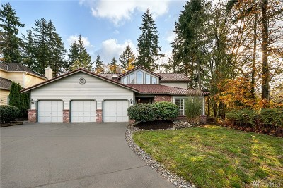 Bellevue WA Single Family Home For Sale: $1,299,888