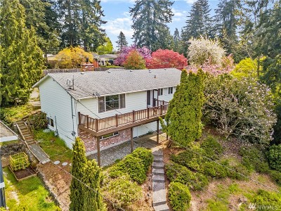 Lynnwood Single Family Home For Sale: 17629 66th Place W