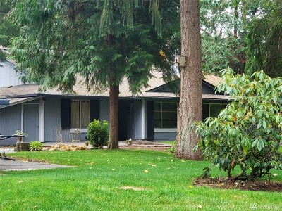 Federal Way Condo/Townhouse For Sale: 513 S 321st St #5B
