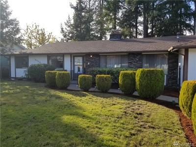 Tacoma Single Family Home For Sale: 14304 25th Av Ct E