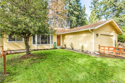 Olympia Single Family Home For Sale: 527 Ranger Dr SE