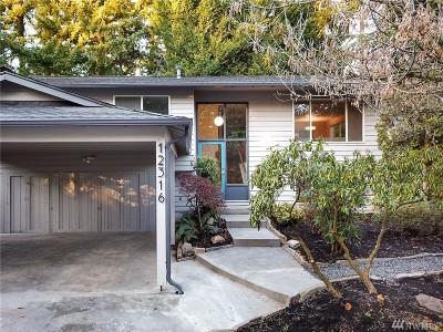 Kirkland Single Family Home For Sale: 12316 NE 68th Place