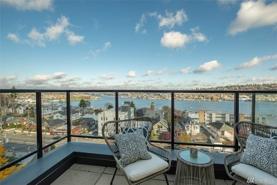 Seattle Condo/Townhouse For Sale: 655 Crockett St #A504