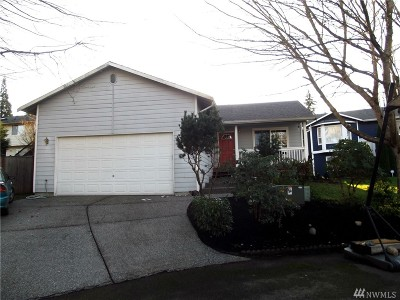 Marysville Single Family Home For Sale: 7118 55th Place NE