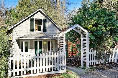 Seattle Single Family Home For Sale: 2720 NE 92nd St