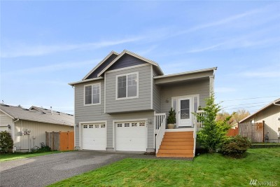 Puyallup Single Family Home For Sale: 8906 134th St E