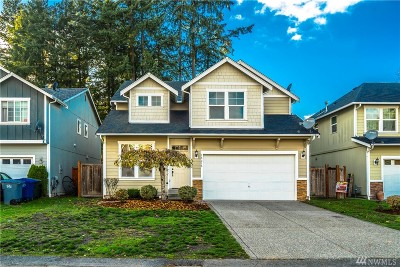Puyallup Single Family Home For Sale: 18218 80th Ave E