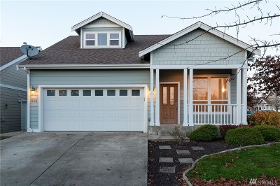 Bellingham WA Single Family Home For Sale: $399,900