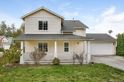 Oak Harbor Single Family Home Sold: 1647 NW Camellia Lp
