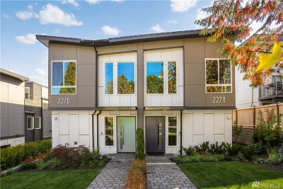 Kirkland Condo/Townhouse For Sale: 233 5th Ave #A