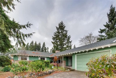 Tacoma Single Family Home For Sale: 1423 152nd St E