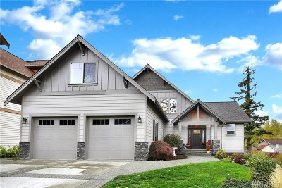 Bellingham WA Single Family Home For Sale: $735,000