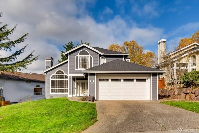 Renton Single Family Home For Sale: 712 S 32nd St