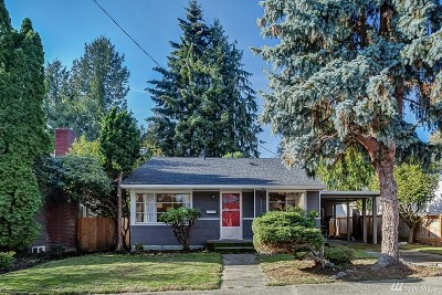 Seattle Single Family Home For Sale: 7533 37th Ave NE