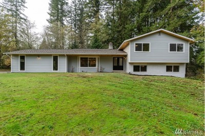 Woodinville Single Family Home For Sale: 5921 218th St SE