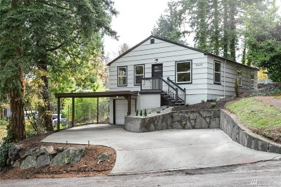 Seattle Single Family Home For Sale: 5625 Leo St